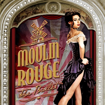 Moulin Rouge, The Ballet: lo spettacolo a Roma