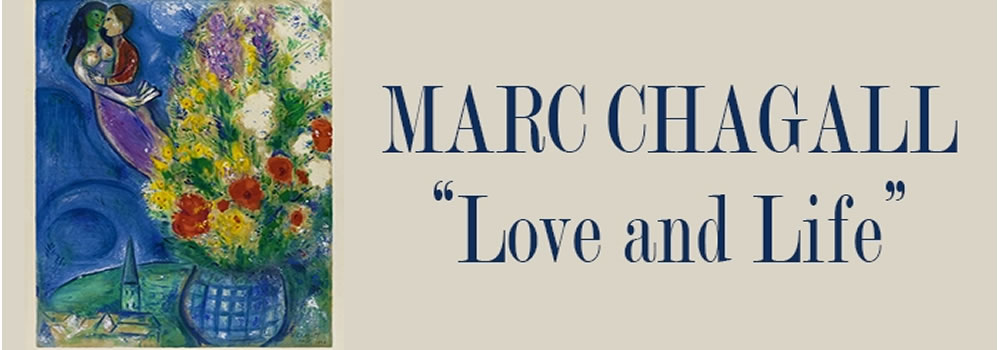Marc Chagall. Love and Life in mostra al Chiostro del Bramante a Roma