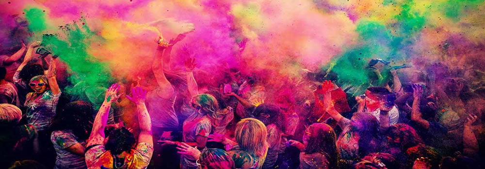 Holi Festival Of Colours: la tappa romana!