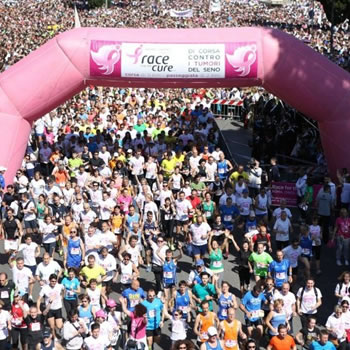 Race for the cure 2015 a Roma!